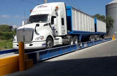 Imagen para la categoría Básculas Camioneras