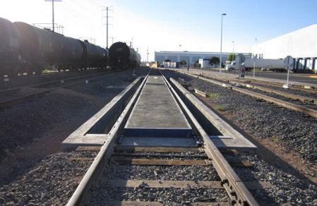 Imagen para la categoría Básculas Ferrocarrileras